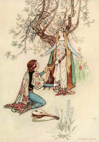 Enrichetto e la principessa