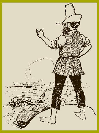 il pescatore e il padre dei pesci