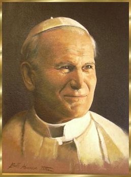 ritratto del Papa